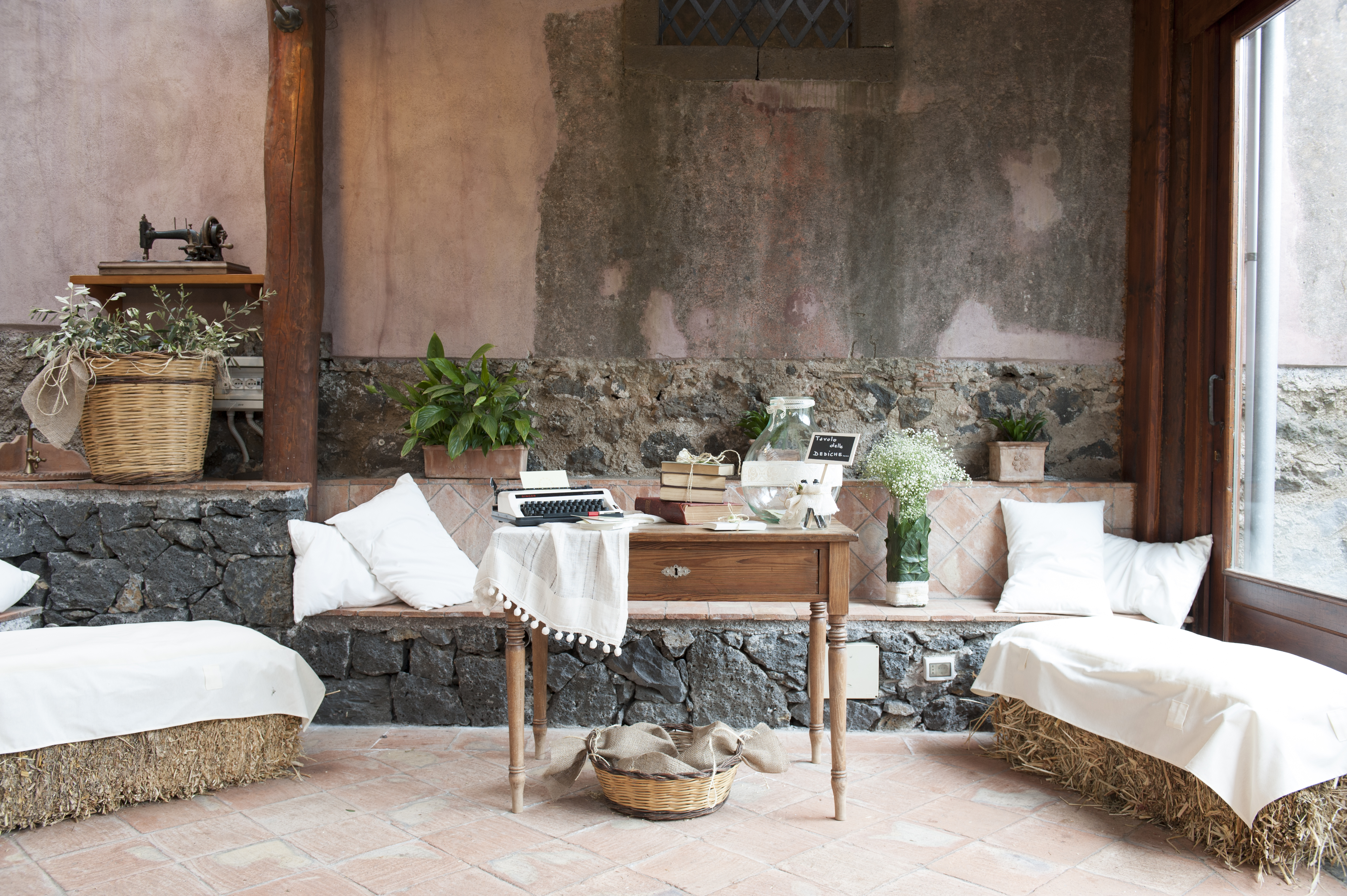 Matrimonio Country Chic Sicilia : Matrimonio country u shabby chic i ricevimenti di case