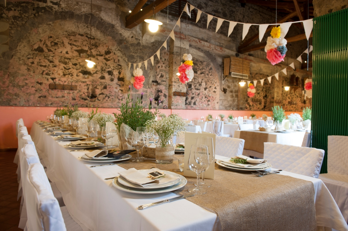 Matrimonio Country Chic Quest : Gc i ricevimenti di case perrotta
