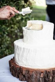 Farcitura torta nuziale con crema chantilly