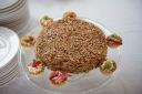 Torta rustica alla crema di nocciole