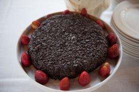 Golosissima torta al cioccolato