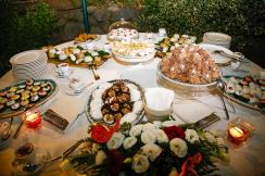 Isola dei dolci nozze sera case perrotta