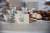 gran buffet di dolci gluten free